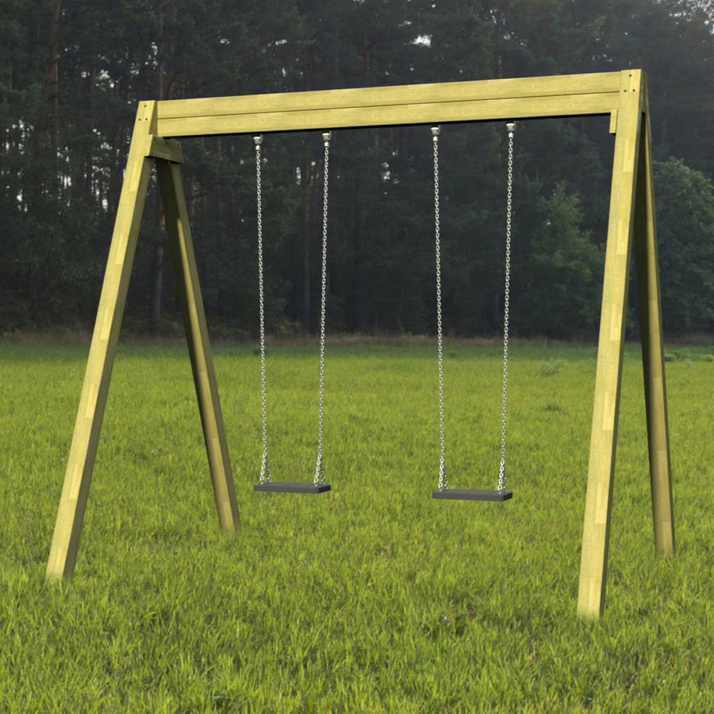 Double Flat Swings