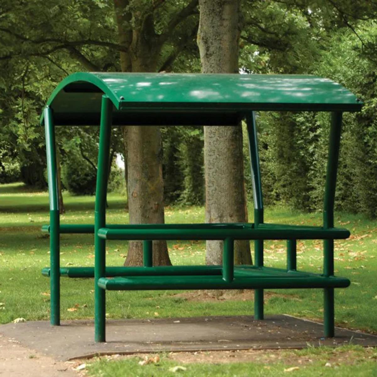 Trojan Recreation Shelter