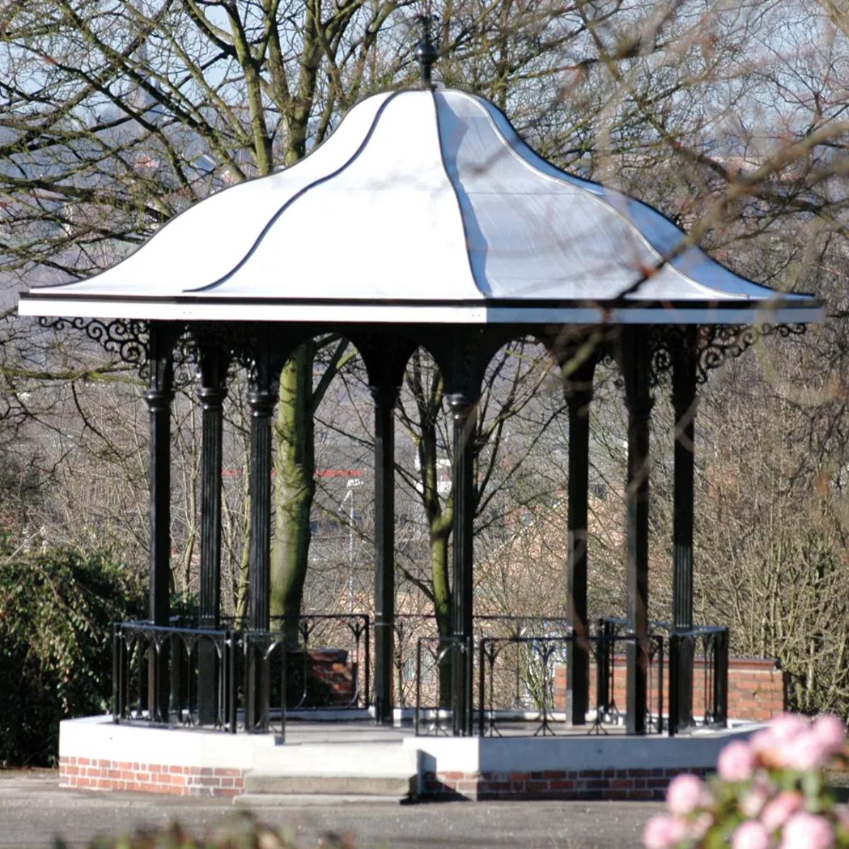 Burslem Bandstand