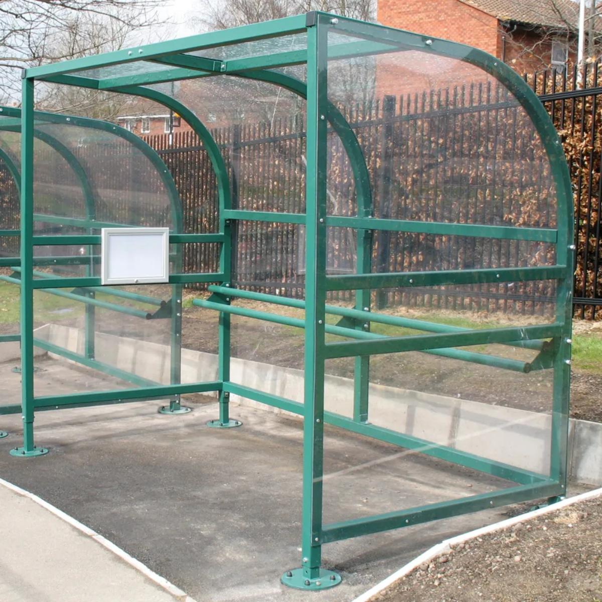 Harrowby Passenger Shelter