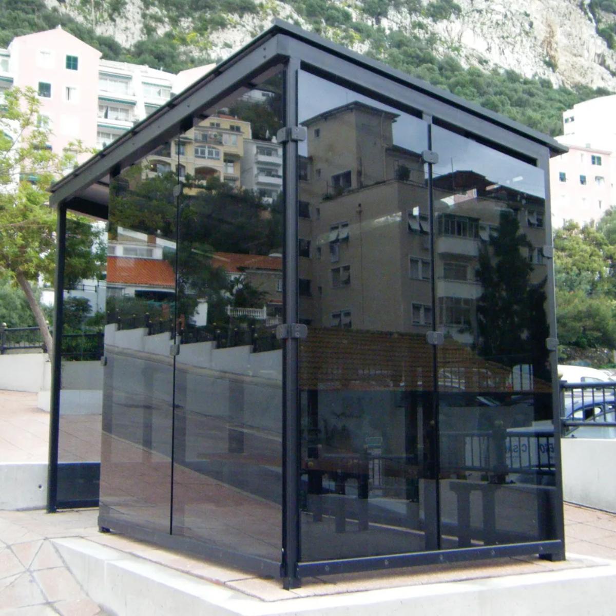 Gibraltar Passenger Shelter