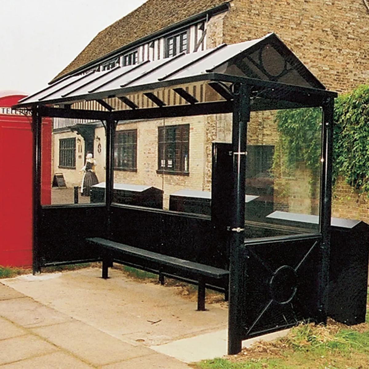 Chester Bus Shelter