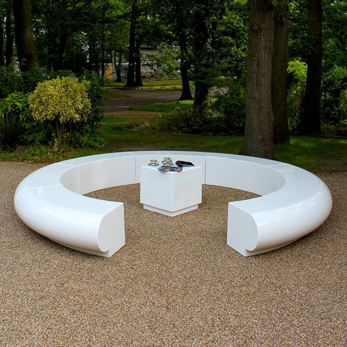 Corona Modular Circular Seating