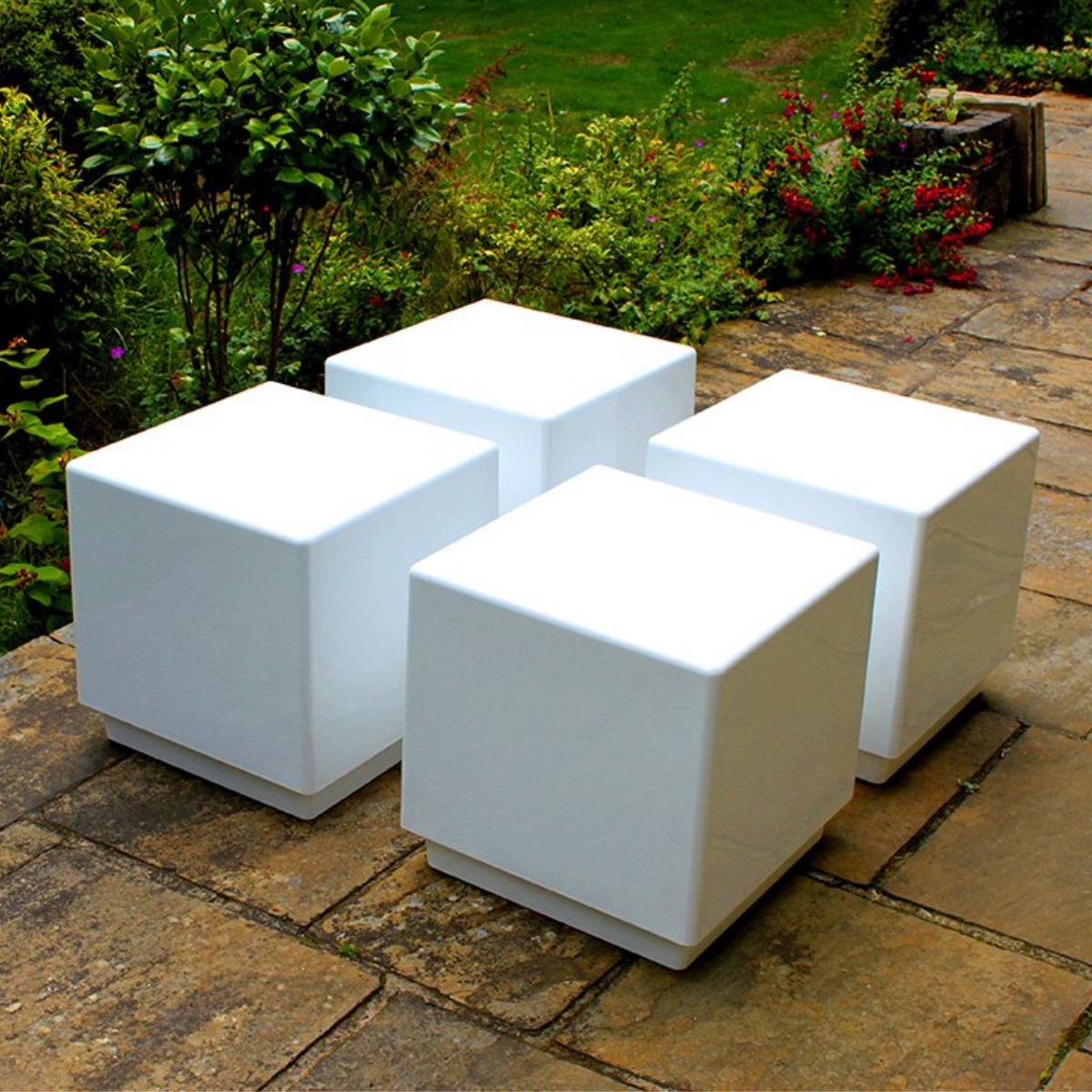 Cube Modular Seats & Tables