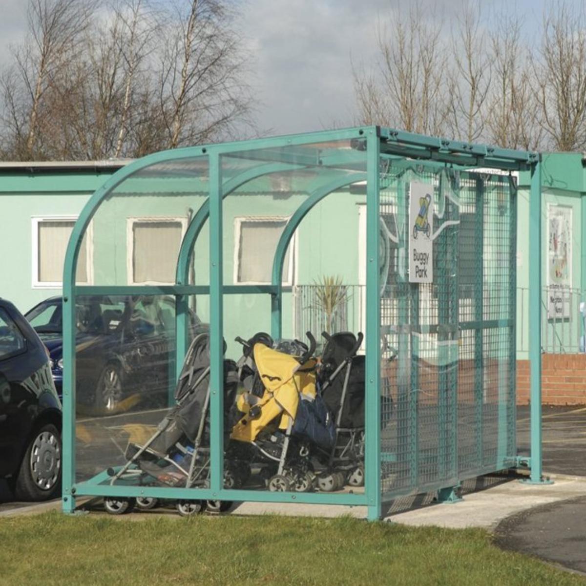 Bedworth Buggy Shelter