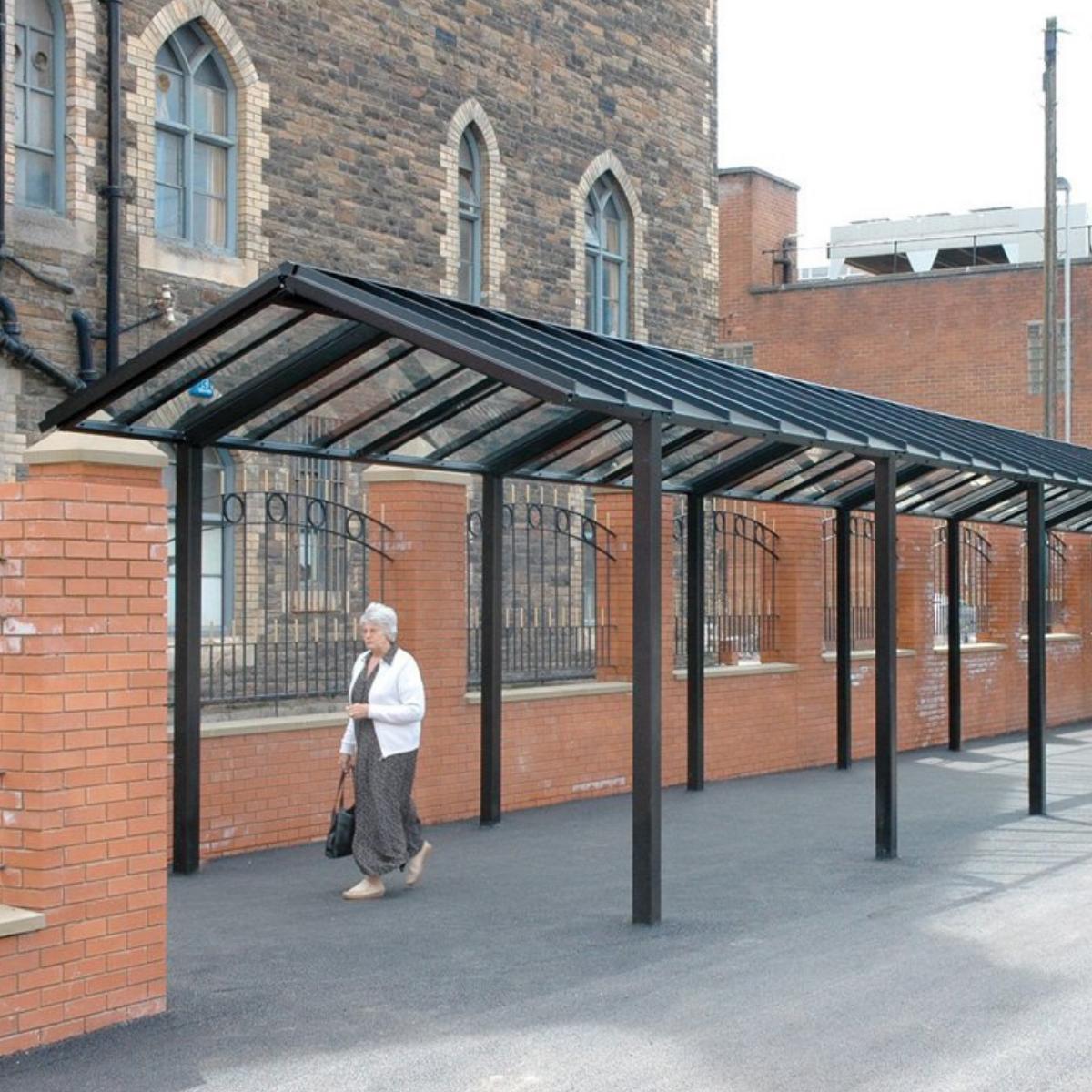 Newcastle Duopitch Walkway