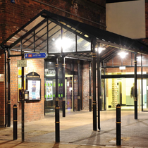 Worcestershire Entrance Canopy