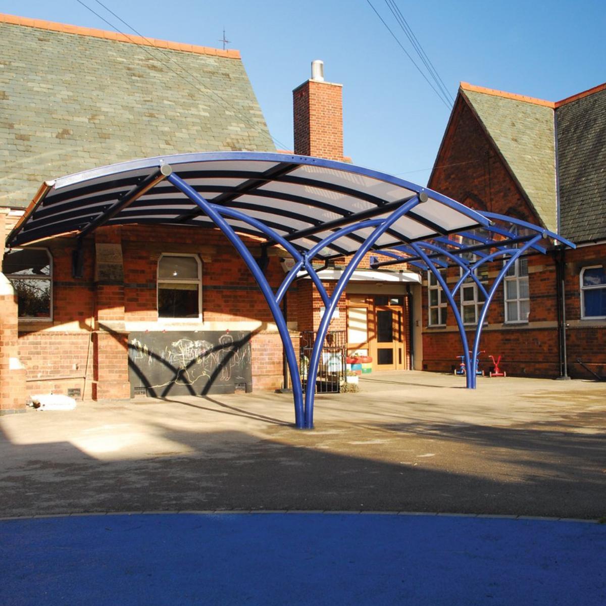 Cambridge Entrance Canopy