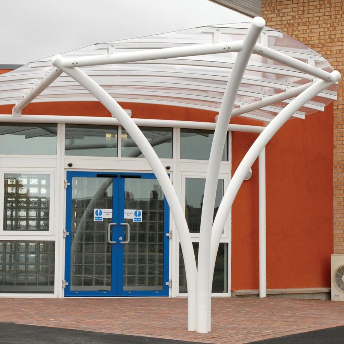 Cambridge Sail Entrance Canopy