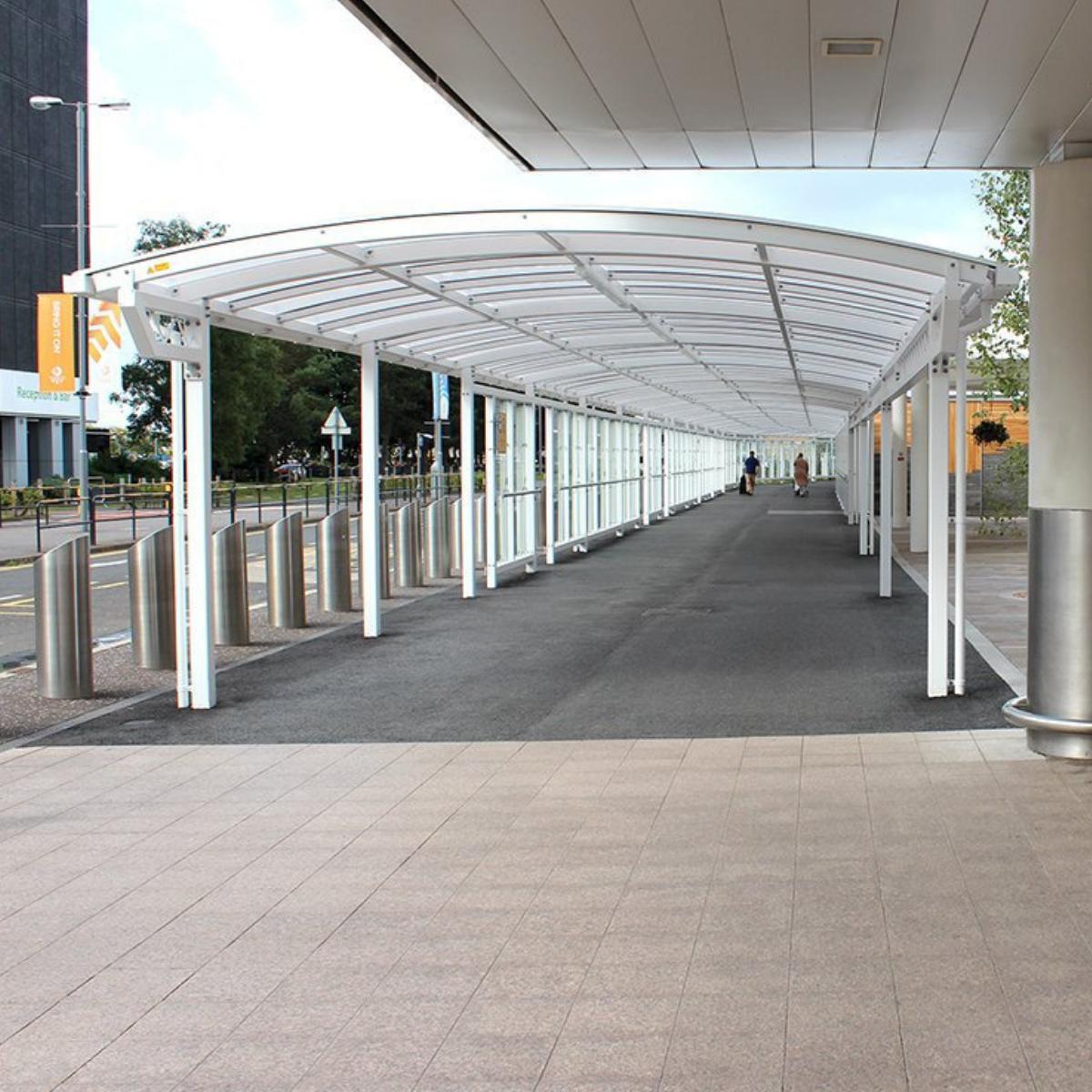 Newcastle Senior Walkway