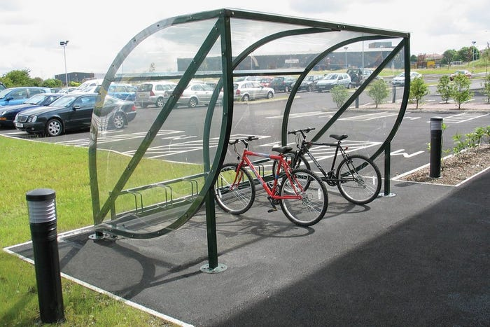 Sofco Cycle Shelter