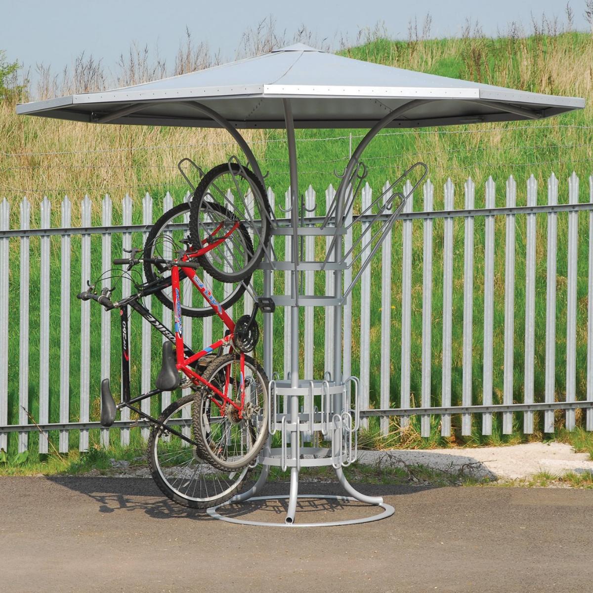 Bike Carousel
