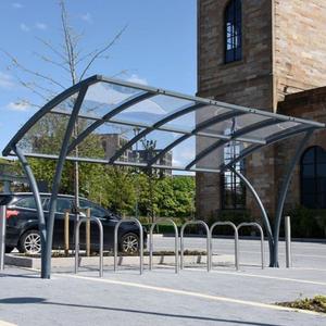 Cycle Parking   Broxap Street Furniture