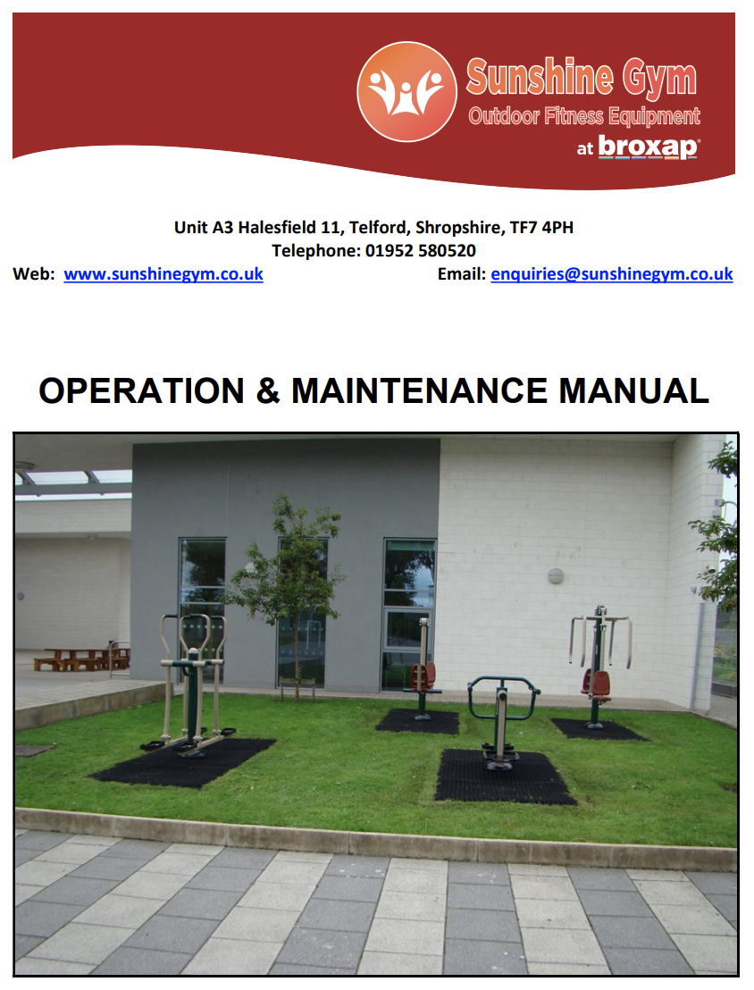Download Our Manual